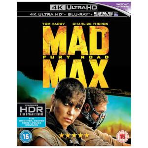 Mad Max: Fury Road - 4K Ultra HD