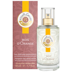 Bois d'Orange Fresh Fragrant Water Spray de Roger&Gallet 50 ml