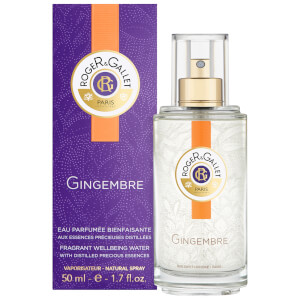 Gingembre Fresh Fragrant Water Spray de Roger&Gallet 50 ml