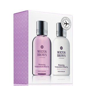 Set de Regalo Molton Brown Blossoming Honeysuckle and White Tea Tranquil