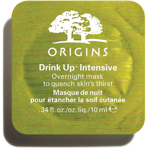Capsule masque nuit Drink Up Intensive d'Origins 10ml