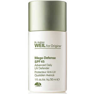 Dr. Andrew Weil for Origins Mega-Defense Advanced Daily UV protettore SPF 45 30ml