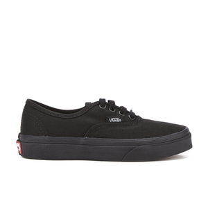 Vans Kids' Authentic Trainers - Black