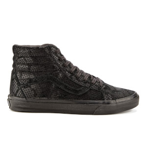 Vans Men's Sk8-Hi Reissue Dx Hi-Top Trainers - Black Reptile