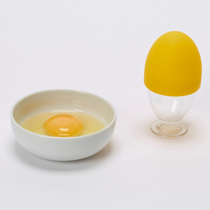 Eddingtons Practical Yolker Egg Separator - Yellow