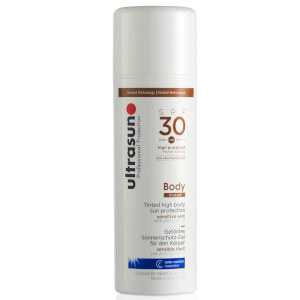 Ultrasun SPF30 Tinted Body Sun Protection (150 ml)