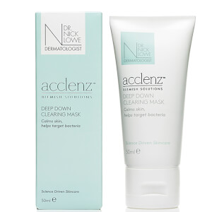 Dr. Nick Lowe acclenz Deep Down Clearing Mask 50 ml