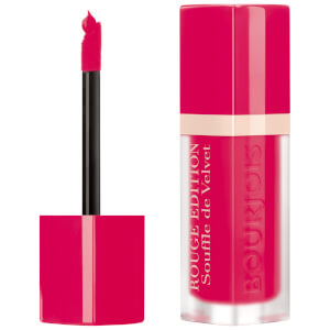 Bourjois Rouge Edition Souffle de Velvet Lipstick - Fucshiamallow
