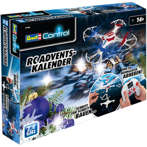 Revell RC Quadcopter Advent Calendar