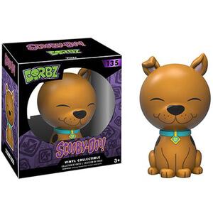 Scooby-Doo Dorbz Vinyl Figur