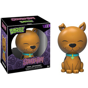 Scooby-Doo Figurine Dorbz