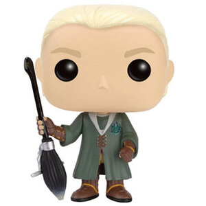 Harry Potter POP! Vinyl Figure Draco Malfoy Quidditch Pop! Vinyl Figure