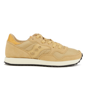 Saucony Women's DXN Trainers - Tan