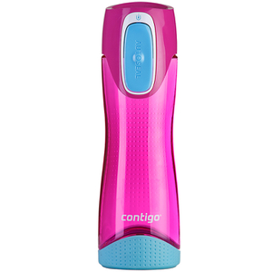 Contigo Swish Autoseal Drink Bottle (500ml) - Magenta