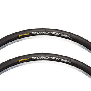 Continental Grand Prix Clincher Road Tyre Twin Pack