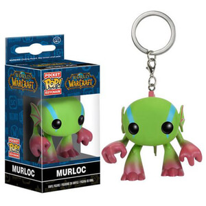 World of Warcraft Murloc Pocket Pop! Key Chain