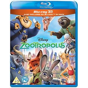 Zootopie 3D