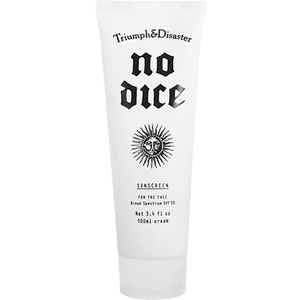 Protetor Solar No Dice da Triumph & Disaster FPS 50 100 ml