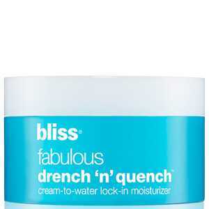 bliss Fabulous Drench 'N' Quench Moistuiser Travel Size (Free Gift)