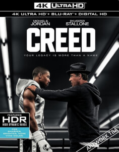 Creed : L'Héritage de Rocky Balboa - 4K Ultra HD