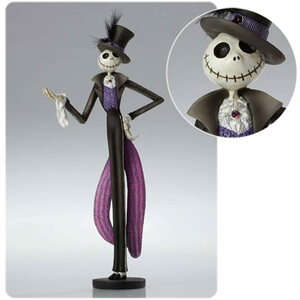 Disney Showcase Nightmare Before Christmas Jack Skellington Statue