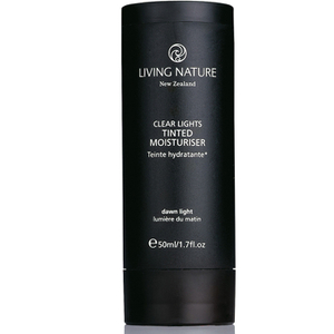 Crema Hidratante Ligera con Color de Living Nature 50 ml - Varios tonos