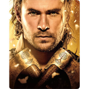 The Huntsman: Winter's War 3D (Includes 2D Version) - Zavvi Exclusive Limited Edition Steelbook (Limited to 2000 Copies)
