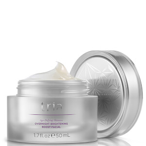 Tria Age Defying Skincare Overnight Brightening Boost Facial Mask 50 ml