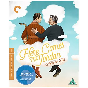 Here Comes Mr Jordan - The Criterion Collection