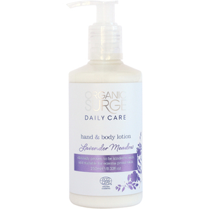 Лосьон для тела с ароматом лаванды Organic Surge Lavender Meadow Hand and Body Lotion (250 мл)