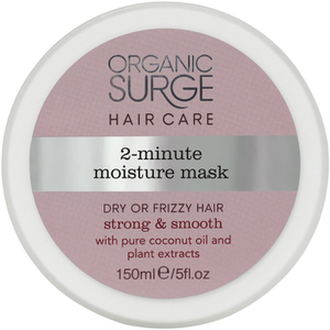 Organic Surge 2 Minute Moisture Hair Mask (150ml)