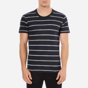 Selected Homme Men's Brook O-Neck T-Shirt - Total Eclipse