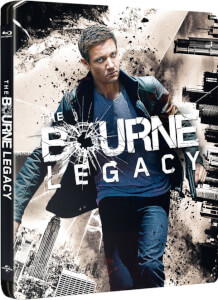 The Bourne Legacy - Zavvi Exclusive Limited Edition Steelbook (Limited to 1500 Copies) (UK EDITION)