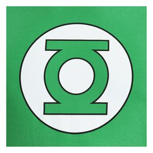 DC Comics Green Lantern Men's Circle Logo T-Shirt - Green: Image 3