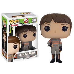 Ghostbusters 2016 Movie Erin Gilbert Funko Pop! Vinyl