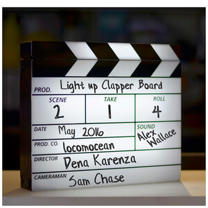 Clapperboard Lightbox: Image 3