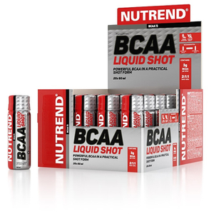 Nutrend BCAA Liquid Shot - 20x60ml