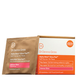 Dr Dennis Gross Alpha Beta Glow Pad - Intense Glow