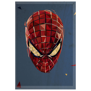 Póster Marvel In Pieces' - Spider-Man (35 cm x 28 cm)