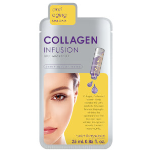 Skin Republic Collagen Infusion Face Mask - 25ml