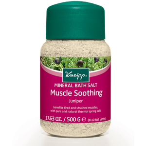Kneipp Muscle Soother Juniper Bath Salts (500g)
