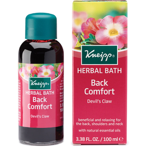 Kneipp Back Comfort Herbal Devil's Claw -kylpyöljy (100ml)