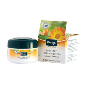 Kneipp Calendula and Orange Foot Cream 3.45 oz