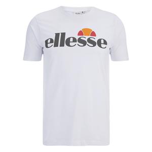 Ellesse Men's Arameo Logo T-Shirt - White