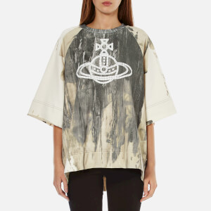 Vivienne Westwood Anglomania Women's New Bloom Top - Natural