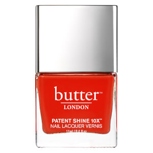 butter LONDON Patent Shine 10X Nail Lacquer 11 ml - Smashing !