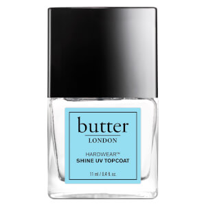 Topcoat Hardwear Shine UV da butter LONDON 11 ml