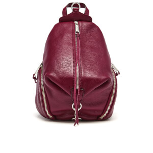 Rebecca Minkoff Women's Medium Julian Backpack - Tawny Port