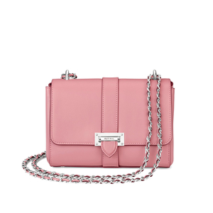 Aspinal of London Women's Lottie Bag - Dusky Pink