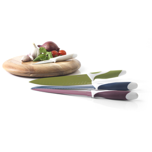 Salter Colour Collection 6 Piece Knife Set